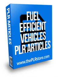 fuel efficient vehicles plr articles fuel efficient vechicles plr articles Fuel Efficient Vehicles PLR Articles fuel efficient vehicles plr articles 190x250