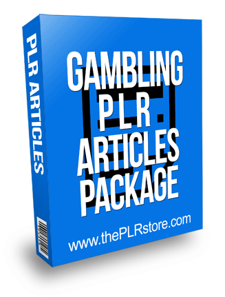 Gambling Articles