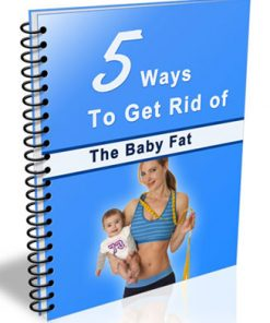 get rid of baby fat plr ebook