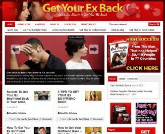 Get Your Ex Back PLR Website 3 get your ex back plr website 3 main 327x265