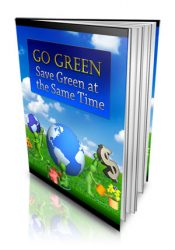 go-green-save-green-plr-ebook-cover  Go Green Save Green PLR Ebook go green save green plr ebook cover 175x250