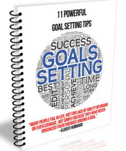 goal setting plr list building