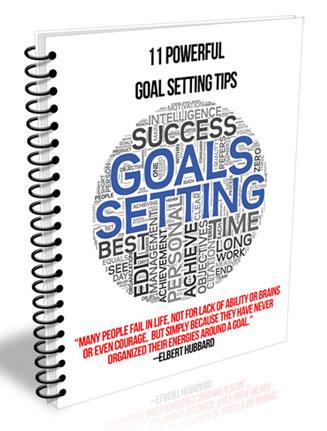 goal setting plr list building