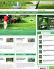 Golf Swing Pro PLR Website with private label rights golf swing pro plr website main 110x140