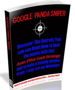 google panda sniper plr ebook