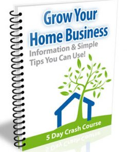 grow your home business plr autoresponder messages