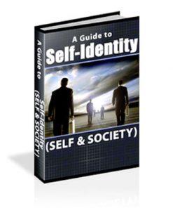 guide to self identity plr ebook