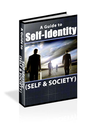 guide to self identity plr ebook