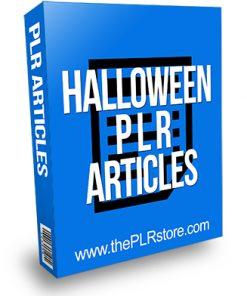 Halloween PLR Articles 2