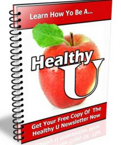 Healthy You PLR Autoresponder Messages
