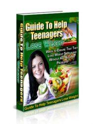 help teenagers lose weight plr ebook