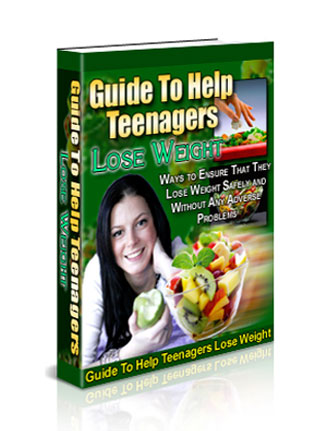 how to lose weight in one week for teenagers