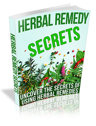 Herbal Remedy Secrets Uncovered PLR Ebook
