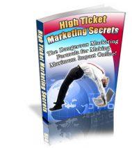 high-ticket-marketing-secrets-plr-ebook-cover  High Ticket Marketing Secrets PLR eBook high ticket marketing secrets plr ebook cover 190x213