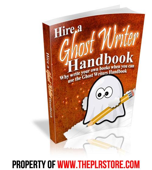Hire writer ebook