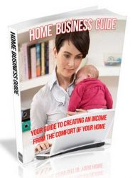Home Business Guide PLR Ebook