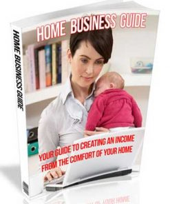 Home Business Guide PLR Ebook