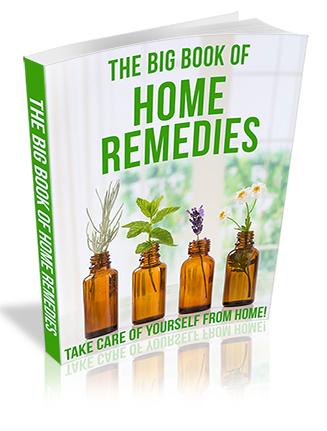 Home Remedies PLR Ebook