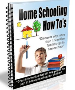 Homeschooling PLR Autoresponder Messages