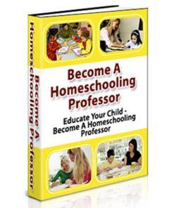 homeschooling your child plr ebook