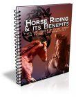 Horse Riding PLR Listbuilding Package horse riding plr listbuilding package cover 110x140
