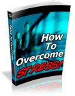 How To Overcome Stress PLR Ebook how to overcome stress plr ebook cover 110x140