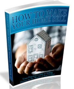 how to sell your home plr ebook