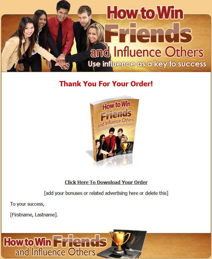 how to win friends epub