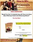 how-to-win-friends-mrr-ebook-squeeze-page