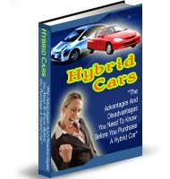 hybridcarswhybotherecover  Hybrid Cars – Why Bother? PLR eBook hybridcarswhybotherecover 190x200