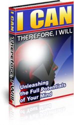 i-can-therefore-iwill-plr-ebook-cover  I Can, Therefore I Will PLR eBook i can therefore iwill plr ebook cover 148x250