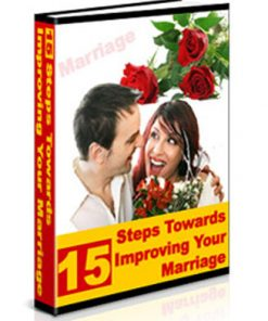 improving your marriage plr ebook