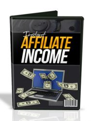 Instant Affiliate Income Videos MRR