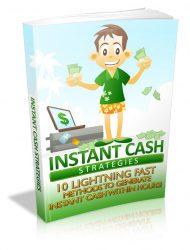 instant-cash-strategies-plr-ebook-cover  Instant Cash Strategies PLR eBook instant cash strategies plr ebook cover 190x250