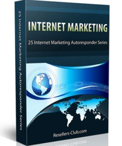 internet marketing plr autoresponder messages