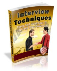 interview-techniques-mrr-ebook-cover  Interview Techniques MRR eBook interview techniques mrr ebook cover 190x239