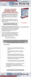 private label rights Private Label Rights and PLR Products intro to niche marketing autoresponder plr squeeze 103x250