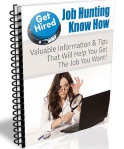 job hunting plr autoresponder messages