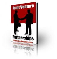 joint-venture-partnerships-plr-ebook-cover  Joint Venture Partnerships PLR eBook joint venture partnerships plr ebook cover 190x197