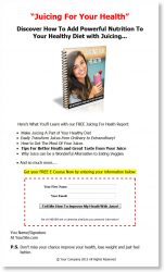 private label rights Private Label Rights and PLR Products juicing for health plr listbuilding squeeze page 152x250