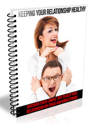 keeping your relationship healthy plr report