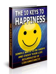 keys to happiness ebook keys to happiness ebook 10 Keys to Happiness Ebook with Master Resale Rights keys to happiness ebook 190x250 private label rights Private Label Rights and PLR Products keys to happiness ebook 190x250