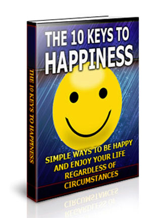 keys to happiness ebook
