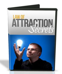 Law of Attraction Secrets Videos MRR