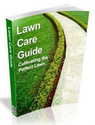 Lawn Care Guide PLR Ebook