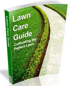 Lawn Care Guide PLR Ebook
