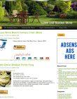 Lawn and Garden PLR Amazon Store Website lawn garden plr amazon store website main 110x140