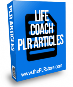 life coach plr articles
