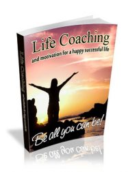 life coaching and motivation ebook mrr