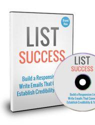 list success ebook list success ebook List Success Ebook with Master Resale Rights list success ebook 190x250